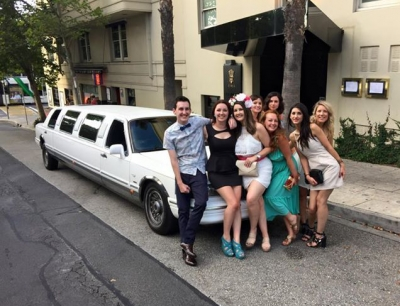 hens night with stretch limo Melbourne