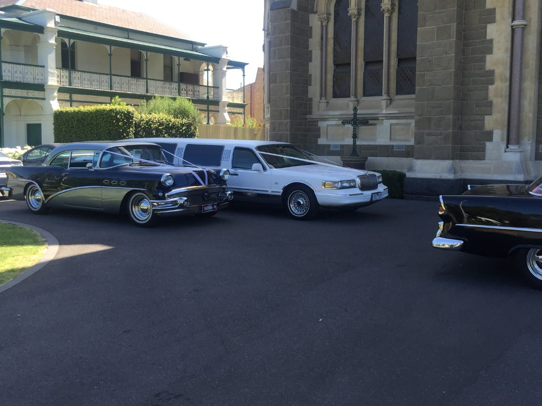 Wedding Transport Melbourne