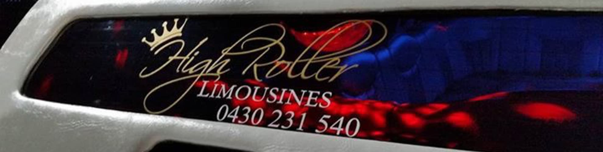 HighRoller Limousines Melbourne